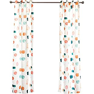 Customer reviews BB.er Nordic pastoral shade cloth curtain simple modern living room dining room kitchen linen curtain,eyelet,W430×H270cm:Greatestmixtapes