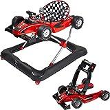 ib style LITTLE Racer | 2 Fonct. | Trotteur| sons & lumière |EN 1273:2005 | ROUGE