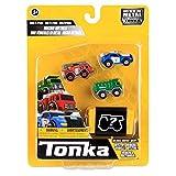 Tonka 06057 Micro Metals Die Cast Vehicle 4 Pack-Emergency Services-Age 3+