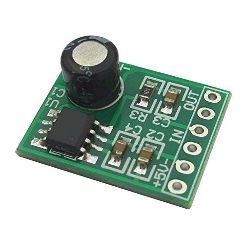 Demarkt 2-6V Digital-Verstärker Plattenmodul 6 W Mono Leistungsverstärkermodul