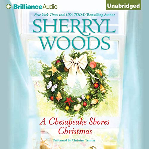 A Chesapeake Shores Christmas audiobook cover art