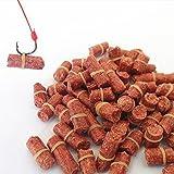 Favolook Angelköder-Pellets, elastisch, mit starkem Geruch, Weizen-Protein-Köder, grob, lockt...