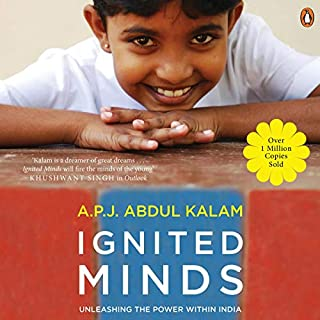 Ignited Minds audiobook cover art