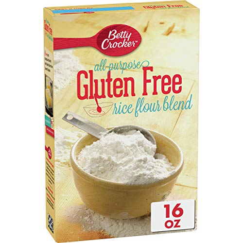 Gold Medal Gluten Free Rice Flour Blend, 16 oz (Pack of 6)