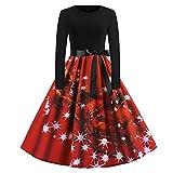 ITISME Damen elegant Hi-Lo Cocktailkleid Unregelmässig Spitzenkleid Vokuhila Kleid mit V-Ausschnitt...