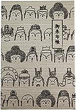 【かよくらふとデザイン】 ほとほとさんの御朱印帳(大判・鳥の子紙)麗聲堂オリジナル柄