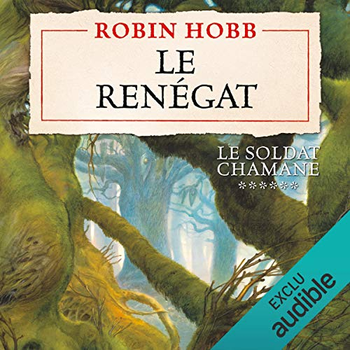 Le Renégat audiobook cover art