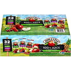 Apple & Eve 100% juice boxes are made with honest ingredients and have the juicy goodness kids love. Available in bulk and in prime pantry Apple and Eve individual  juice boxes are perfect for kids school lunch, school snack, or to take on the go App...