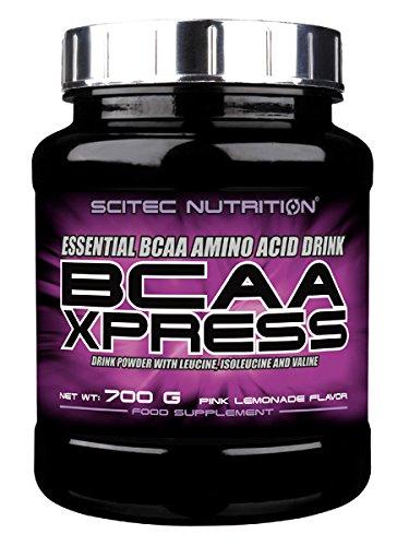 Scitec Nutrition BCAA Xpress Aminoácidos, Limonada Rosa - 700 g