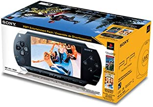 PlayStation Portable Entertainment Pack [video game]