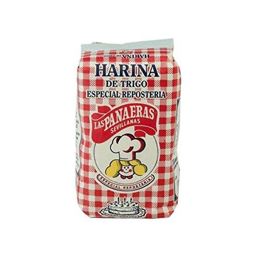 Harina Recomendada Para Reposteria Las Panaeras Sevillanas 1Kg