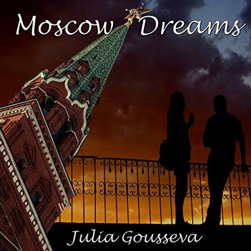Moscow Dreams audiobook cover art