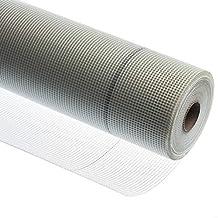 Armingsweefsel, poetsweefsel voor binnen en buiten, 165 g/m² 6 x 50 m (300 m²) wit