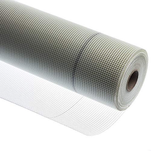 Armierungsgewebe, Putzgewebe für Innen und Außen, 165 g/m² 6 x 50m (300m²) weiß