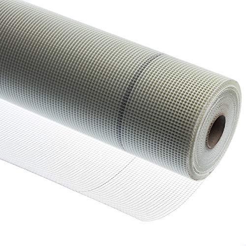 Armierungsgewebe 165g/m² 150m² (3x50m²) Putzgewebe für Innen und Außen