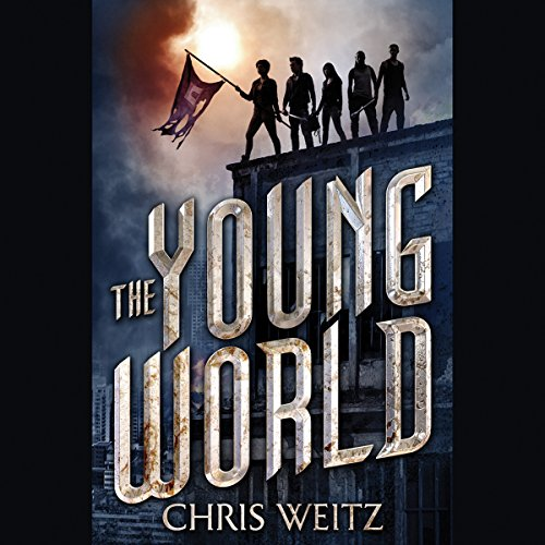 The Young World audiobook cover art