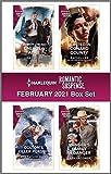 Harlequin Romantic Suspense February 2021
