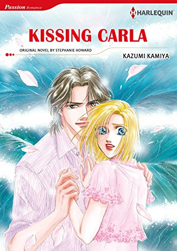 Kissing Carla: Harlequin comics (English Edition)