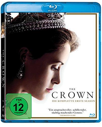 The Crown - Die komplette erste Season [Blu-ray]