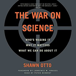 The War on Science cover art