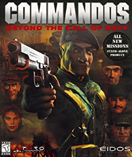 Commandos: Beyond The Call of Duty - PC