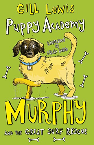 Puppy Academy: Murphy and the Great Surf Rescue (English Edition)