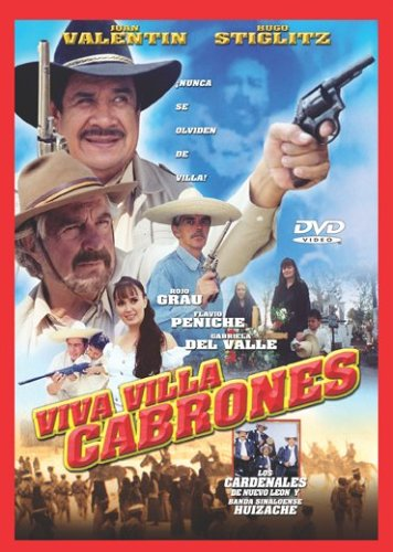 Viva Villa Cabrones [Edizione: Germania]
