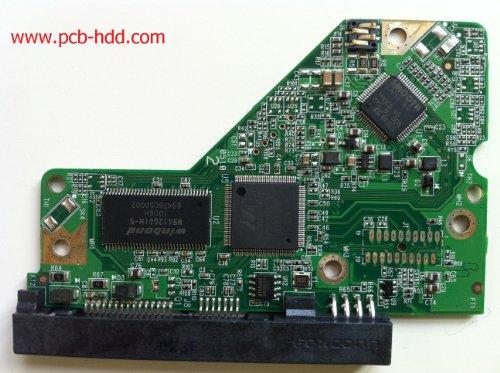 2060-701640-002 REV A Ersatzplatine für WD5000AAKS-00V1A0