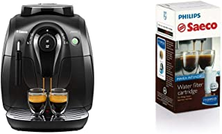 Philips Saeco HD8645/47 Vapore Automatic Espresso Machine with Intentza Water Filter