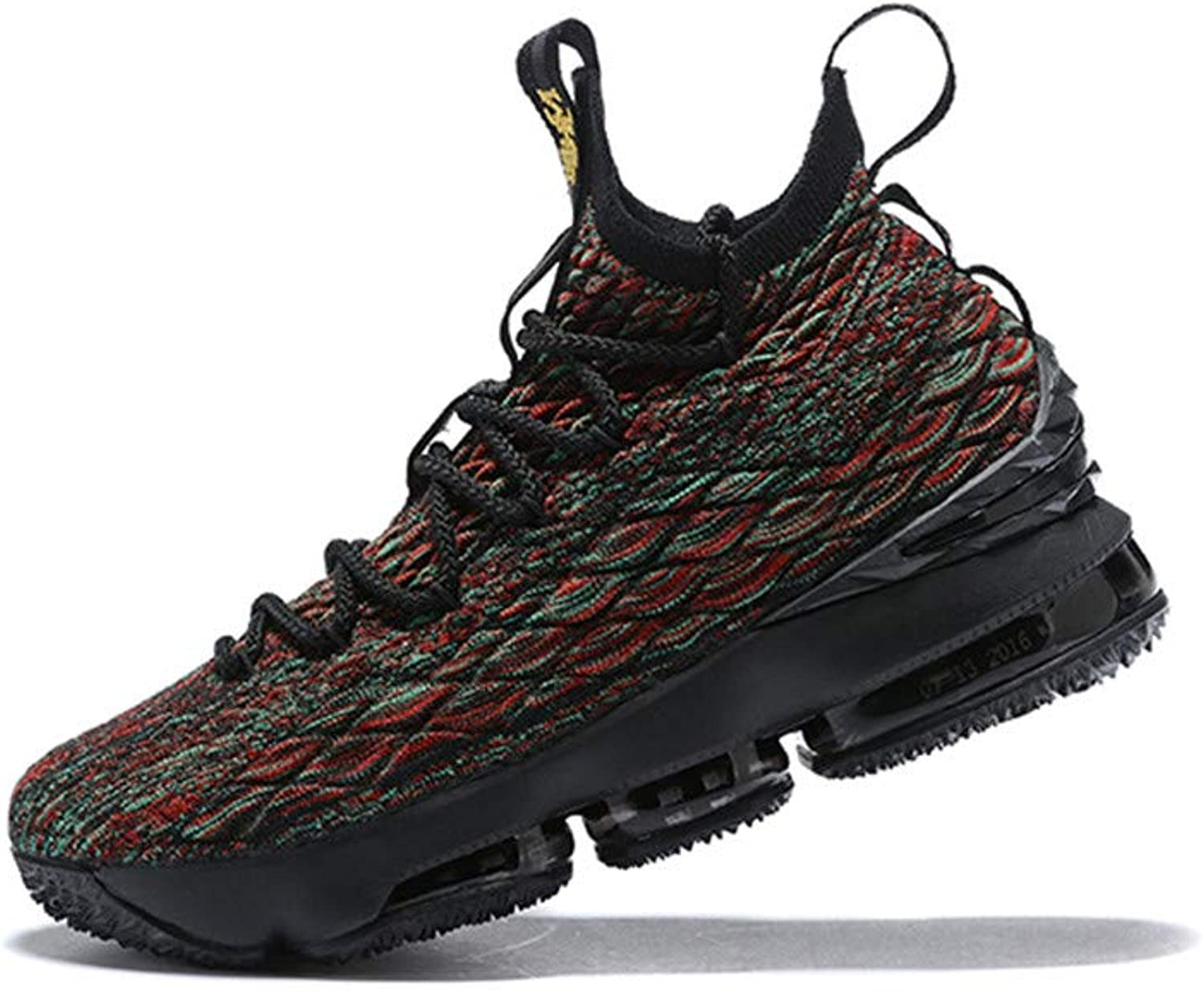 YGTT Men's Lebron XV BHM Basketball shoes