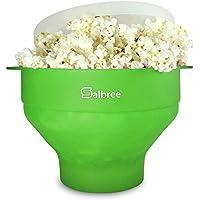 Salbree Silicone Microwave Popcorn Popper
