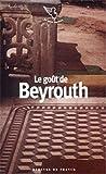 Le Goût de Beyrouth