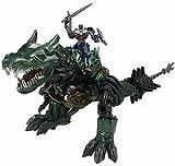 TOMY Transformers MB-09 Dainoraido Grimlock & Optimus Prime