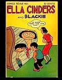 Ella Cinders And Blackie #1: Comics Revue Vol. 1 #1