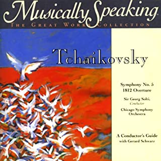 Conductor's Guide to Tchaikovsky's Symphony No. 5 & 1812 Overture cover art