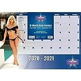 TURNER LICENSING Dallas Cowboys Cheerleaders 2020-21 12X17...