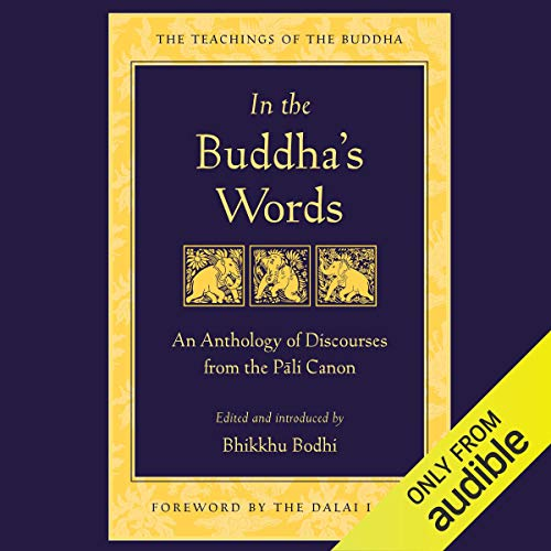 In the Buddha's Words Titelbild