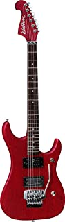 Washburn Nuno Bettencourt Signature Series N2PSK 6-String Electric Guitar, 22 Frets, Bolt-on Neck, Rosewood Fretboard, Floyd Rose Tremolo, Matte Finish, Padauk Satin