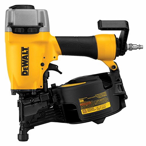 Dewalt DW66C-1 15 DEGREE COIL SIDING NAILER
