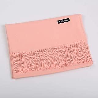 200cmx70cm Winter Oversize Scarves Simple Warm Blanket Unisex Solid Wraps Cashmere Scarf Shawl Pashmina 30 colors 240g