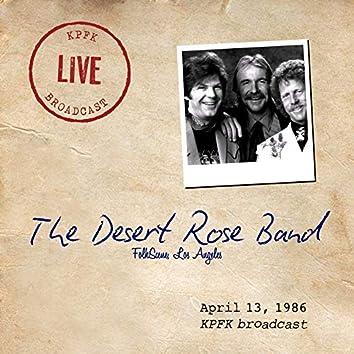 FolkScene, Los Angeles (Live, April 13,1986)