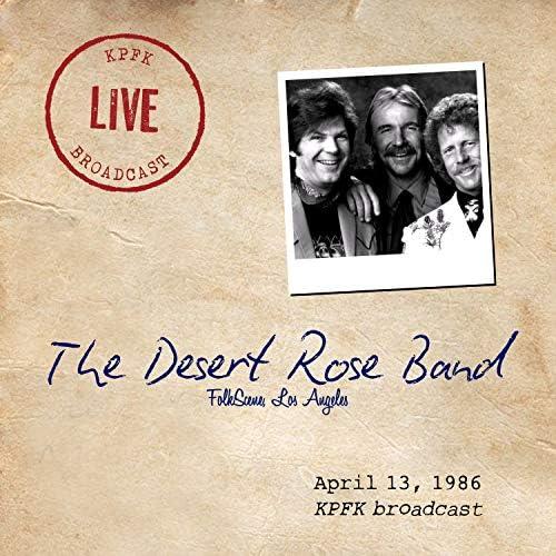 クリス・ヒルマン & The Desert Rose Band