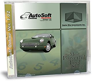 AutoSoft Online Standard Edition - Automotive Shop Management Software