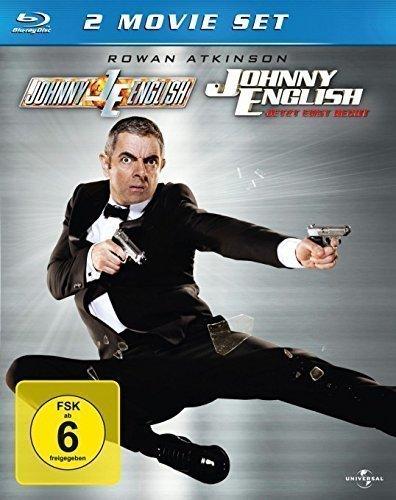 Johnny English / Johnny English - Jetzt erst recht (2 Discs)