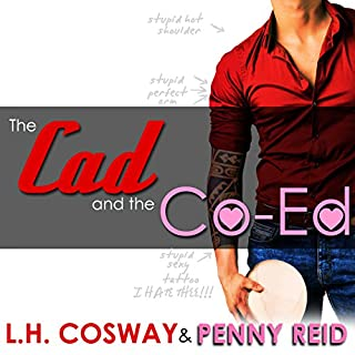 Couverture de The Cad and the Co-Ed