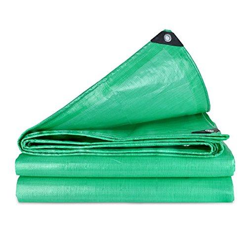 DS-bâche Feuille de bâche Mouldproof Hardy Canopy Bateaux Couvre écran solaire anti-vieillissement Givre Résistant -180g / m², épaisseur 0.38mm, vert, 9 tailles en option, taille personnalisée&&