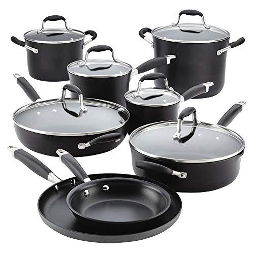 Anolon 84543 Advanced 14-Piece Cookware Set