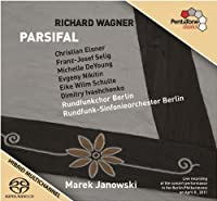 Wagner: Parsifal by Vermeulen (2012-02-28)