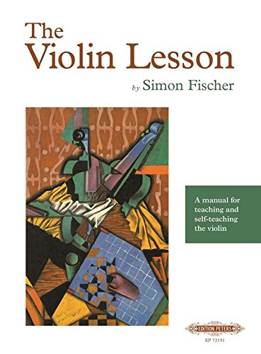 THE VIOLIN LESSON VIOLON