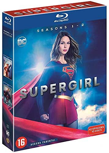 Supergirl - L'intégrale des 2 saisons - BluRay - DC COMICS [Blu-ray]